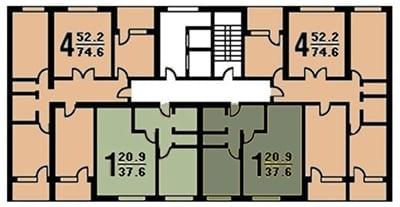 Avahoru - ЖК Кленовые аллеи - цены на квартиры в жилом